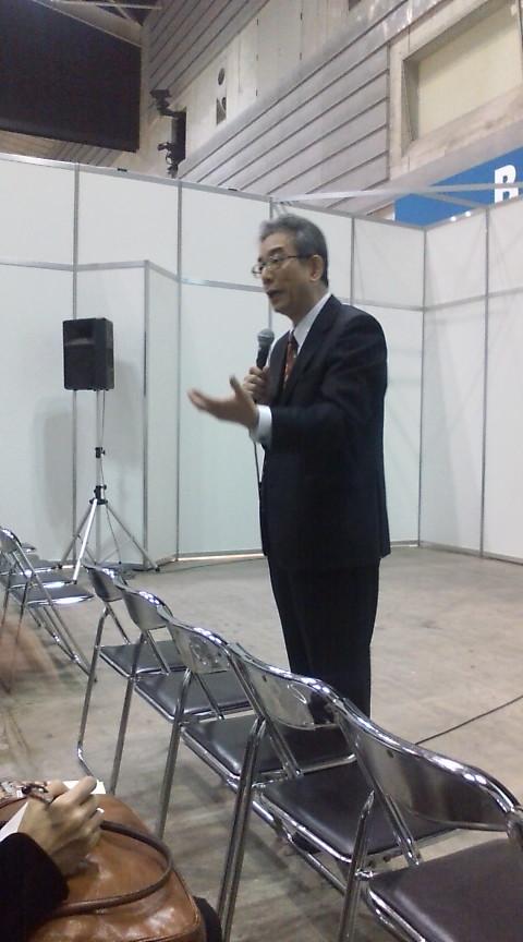高宮利行慶應名誉教授